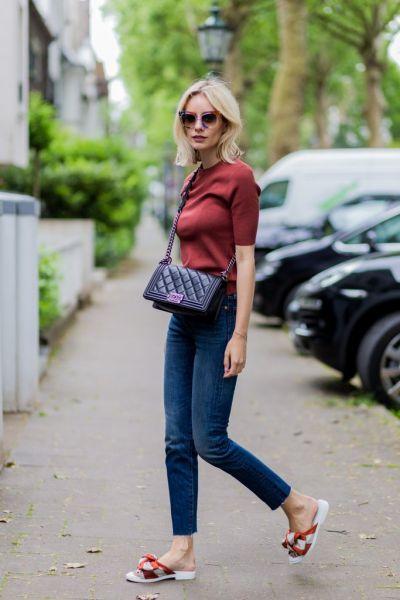 sweet-print-perk-up-basic-jeans-tee