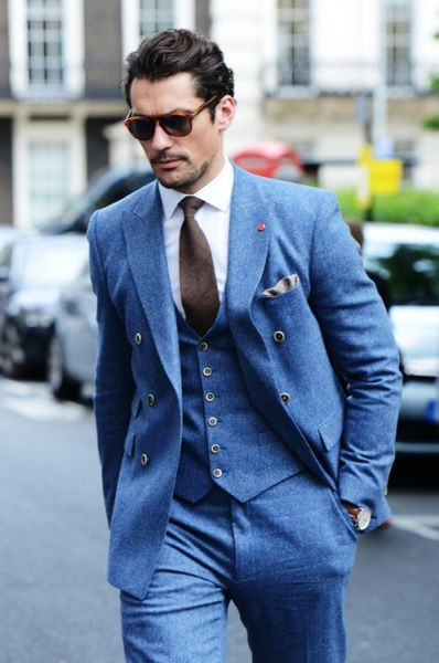 Πως να φορεσεις το μπλε κοστουμι - Savoir Ville 5555c29d4b6