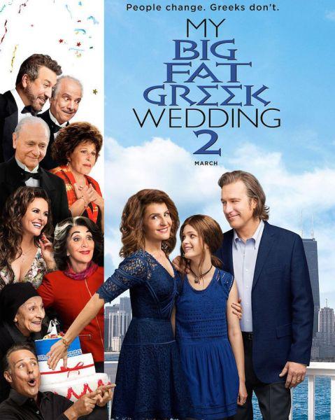 My big fat wedding 2
