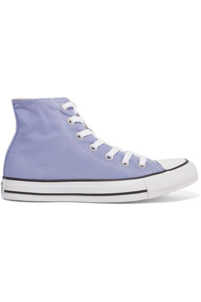 NET A PORTER Chuck Taylor All Star canvas high-top sneakers, 64€