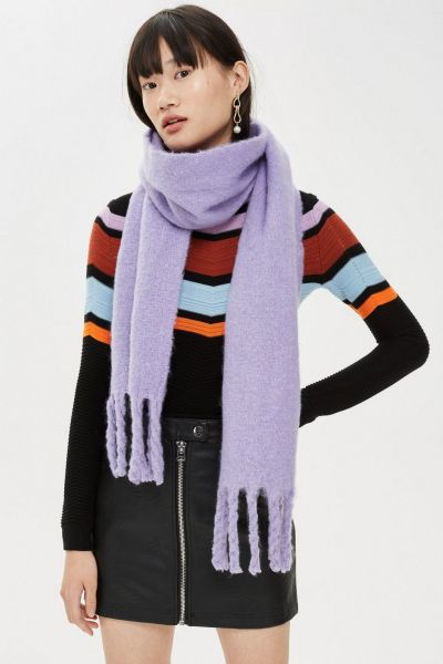 TOPSHOP Heavy Brushed Scarf Archives - Savoir Ville a1203775481