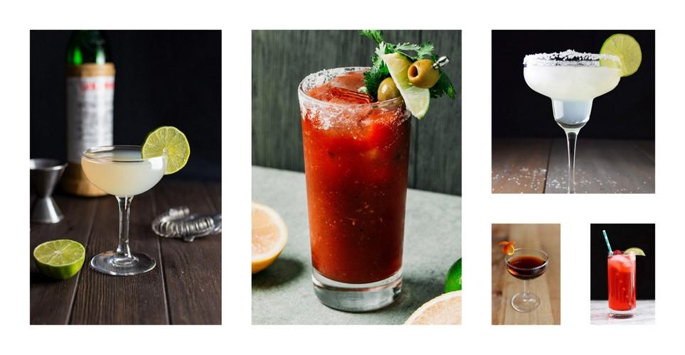 Ένας bartender προτείνει πέντε αγαπημένα cocktails ανάλογα με το γούστο σου