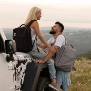 Ένα ζευγάρι - travellers σκέφτηκε να σου προσφέρει όλα τα απαραίτητα για τα δικά σου ταξίδια