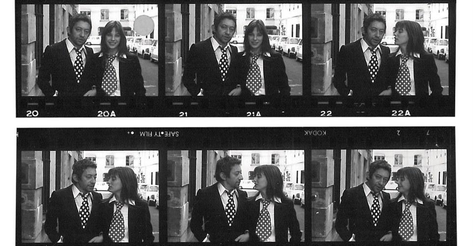 Όταν η Vogue απαθανάτισε τη Jane Birkin και τον Serge Gainsbourg απόλυτα ερωτευμένους