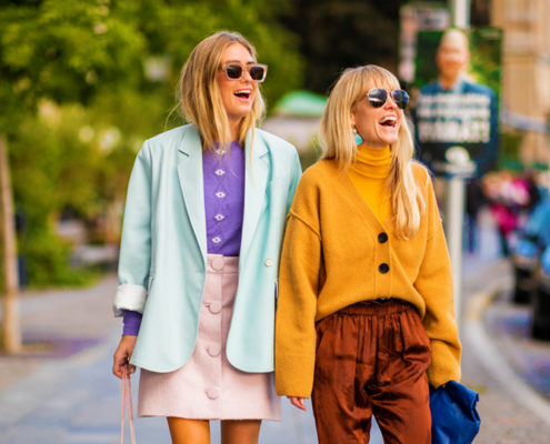 Αυτό είναι το χρώμα που κυριάρχησε στην Εβδομάδα Μόδας στο Παρίσι