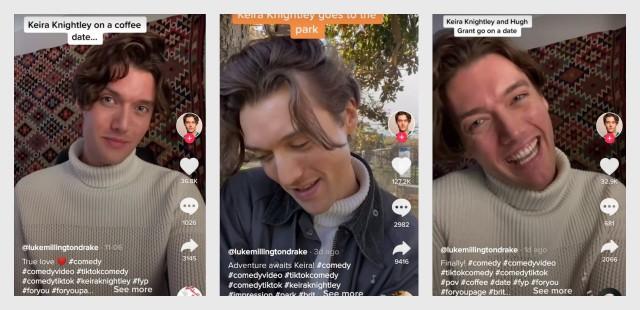Γιατί ο Luke Millington-Drake έγινε ο αγαπημένος μας άνθρωπος στο Instagram