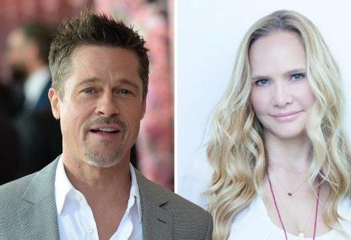 Είναι η Sat Hari Khalsa νέα σχέση του Brad Pitt;