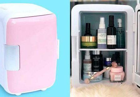 Είναι το beauty fridge η νέα εμμονή των ανθρώπων της ομορφιάς;