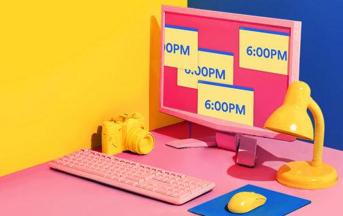 Ειλικρινά, σταμάτα να δουλεύεις μετά τις 6 μ.μ.