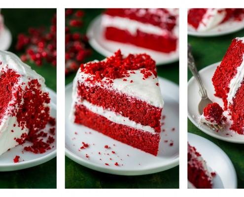 Η συνταγή για το καλύτερο Red Velvet Cake