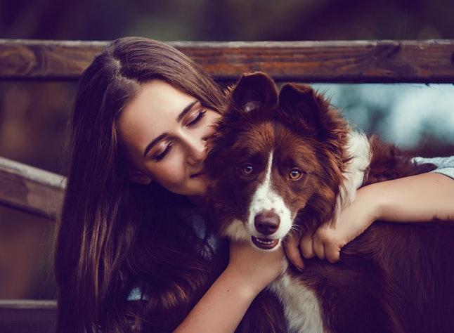 Η αγάπη σου για τον σκύλο σου οφείλεται στα γόνιδιά σου σύμφωνα με έρευνα