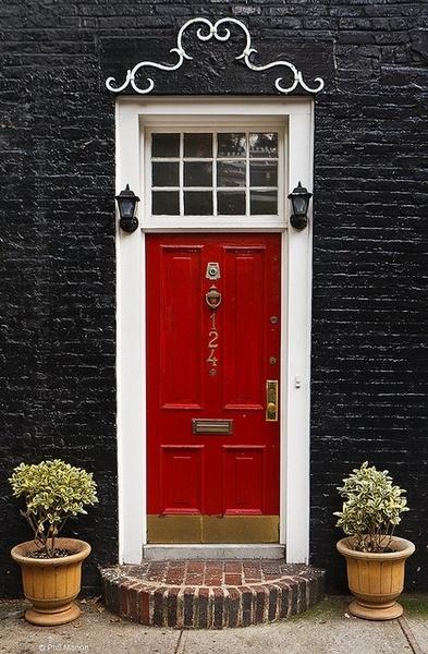 Η πόρτα της ευτυχίας