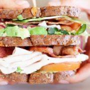 Η συνταγή για ένα κλασικό καλιφορνέζικο sandwich