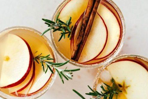 Η συνταγή για margaritas με μηλίτη