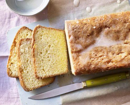 Η συνταγή για not your average'' κέικ λεμονιού
