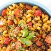 Η συνταγή για taco pasta salad
