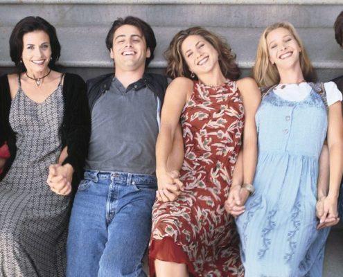 Η σχεδιάστρια κοστουμιών των Friends αποκαλύπτει πώς δημιούργησε τα iconic looks των πρωταγωνιστών