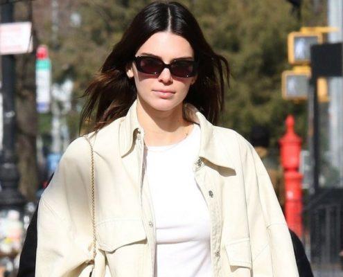 Η Kendall Jenner δημιούργησε την τάση των beigefits μέσα από μια εμφάνισή της