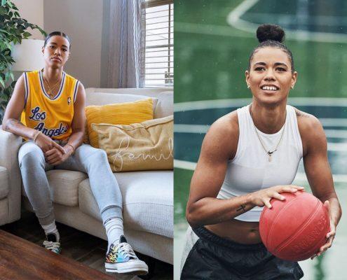 Η Natasha Cloud είναι η πρώτη γυναίκα παίκτρια basket που υπογράφει με την Converse