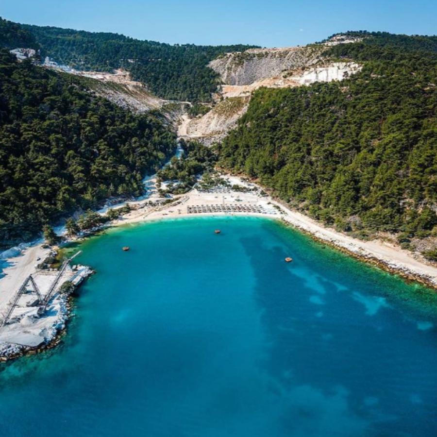 Θάσος: το νησί που περικυκλώνεται από την παράδοση, τα καταπράσινα τοπία και τις ονειρεμένες παραλίες
