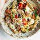 Ιταλική σαλάτα με ζυμαρικά