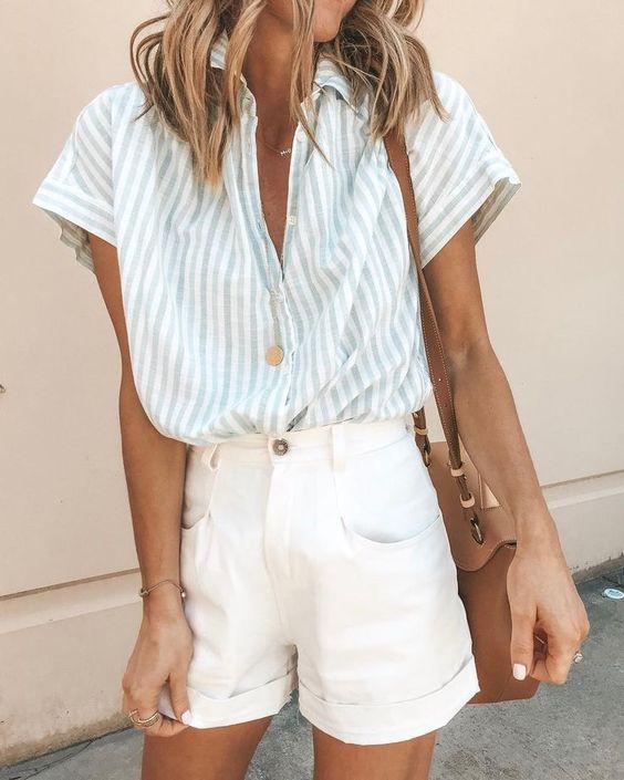 Καλοκαιρινά outfits για εσένα που λατρεύεις τα minimal look 3