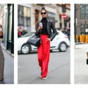 Αν μισείς τα skinny jeans, θα αγαπήσεις τα wide leg pants