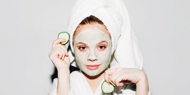 5 beauty μάσκες για να επανέλθεις από την αφυδάτωση του καλοκαιριού