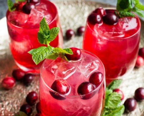 Με Cranberry in London θα βγάλουν τον χειμώνα όσοι λατρεύουν το gin