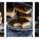 Μπάρες με shortbread, σοκολάτα και καραμέλα