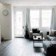 Μπορείς να δημιουργήσεις έναν stylish χώρο μόνο με ασπρόμαυρες πινελιές
