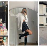 Μini skirts H νέα τάση στις φούστες κυριαρχεί στο feed του Instagram