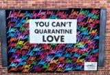 Οι street artists απαντούν στην καραντίνα με murals στους τοίχους