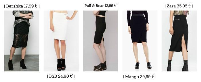 Οι καλυτερες pencil skirts της αγορας savoir ville (2)
