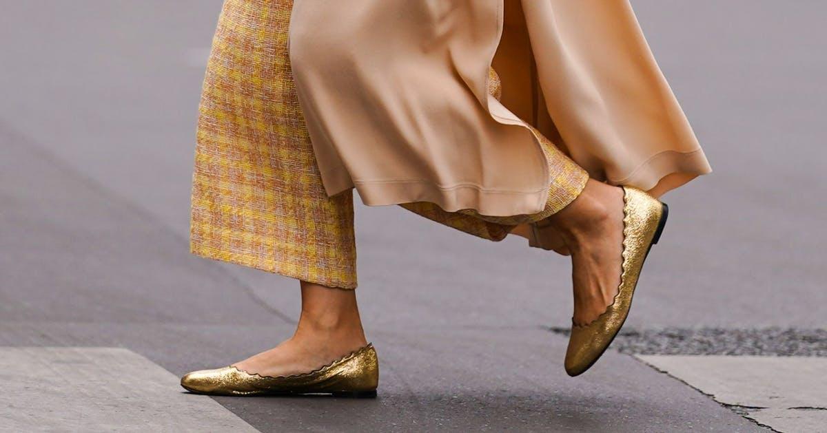 Οι μπαλαρίνες σε προσκαλούν σε έναν fashion xορό