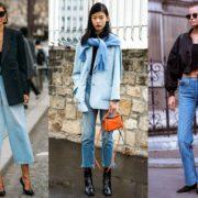 Είναι γνωστό πως εάν κάτι φωνάζει cool & classic outfit, είναι το denim. Ένα τζιν παντελόνι σε έχει βγάλει άπειρες φορές από την δύσκολη θέση του ''τι να φορέσω πάλι σήμερα''. Μια ολόσωμη denim φόρμα έχει απογειώσει τις εμφανίσεις σου. Και φυσικά, το κλασικό σου denim jacket σε έχει σώσει πολλές φορές το φθιν