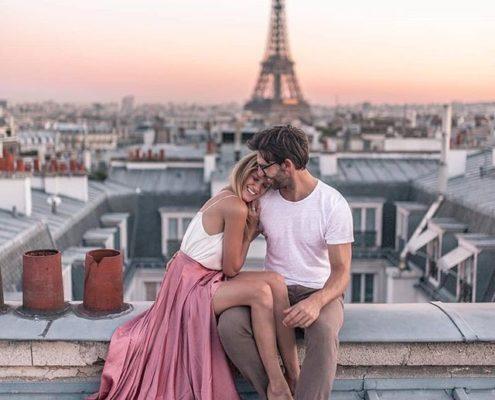 Οι 5 καλύτεροι προορισμοί για ένα ρομαντικό mini break