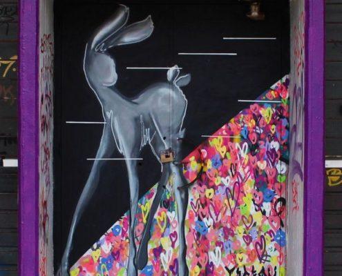 Οι Street Artists Που Δίνουν Χρώμα Στην Αθήνα 2