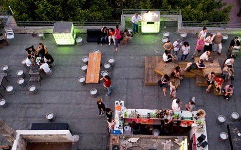 Οι Urban ταράτσες της Αθήνας για τις βραδιές μας στην πόλη