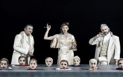 Ο άνθρωπος που γελά του Βίκτωρ Ουγκώ στο Θέατρο Rex