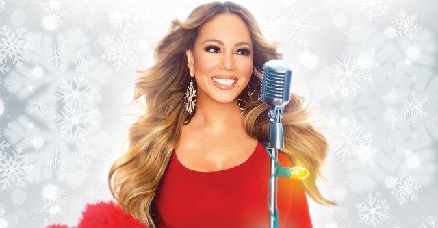 Ο MUA της Mariah Carey αποκαλύπτει γιατί δε θα τη δεις με κόκκινο κραγιόν τα Χριστούγεννα