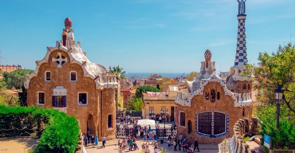 Πέντε μέρες στη Βαρκελώνη