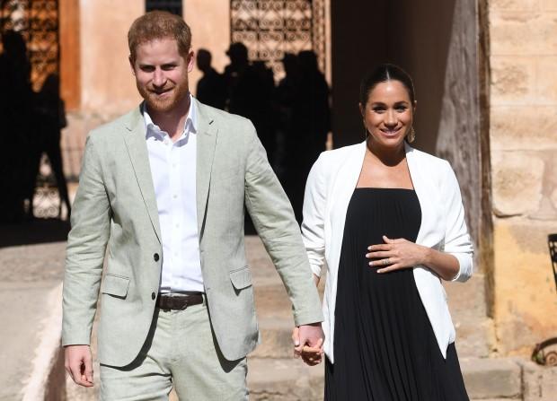 Περιμένουν το δεύτερο παιδί τους η Meghan Markle και ο πρίγκηπας Harry;