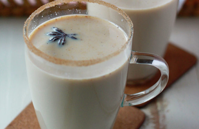 Πριν αρχίσεις τα mojito δοκίμασε αυτό το ζεστό cocktail με βανίλια