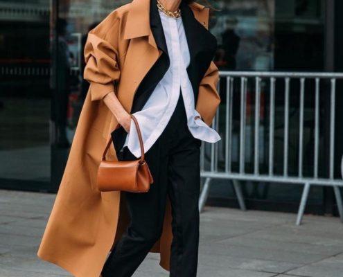 Πως να φορέσεις το oversized χωρίς να σε καταπιεί