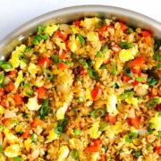 Πως να φτιάξεις τέλειο τηγανητό ρύζι