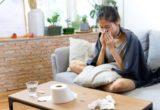 Πόσο μακριά μεταφέρονται τα μικρόβια όταν φτερνίζεσαι ή βήχεις;