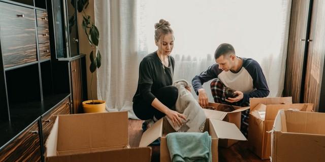 Πώς θα επιβιώσεις από έναν χωρισμό όταν μένετε στο ίδιο σπίτι