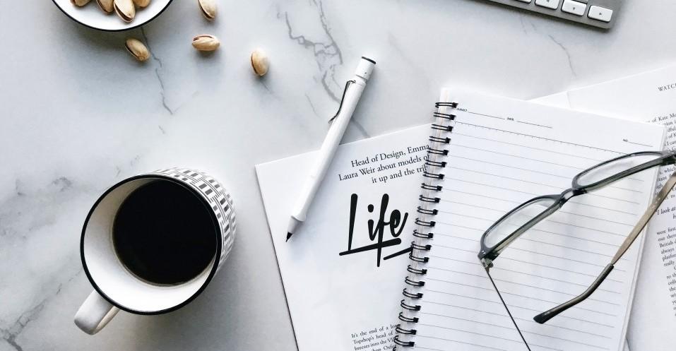 Πώς να εντάξεις στη ζωή σου το journaling ενέργειας