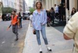 Πώς να φορέσεις τα cropped jeans